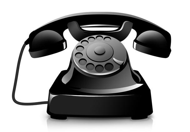 old-telephone-icon
